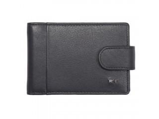 Kreditkartenetui mit Lasche, RFID