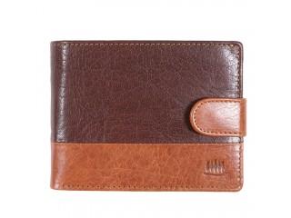 Herren Geldbörse m. RV im Notenfach, RFID