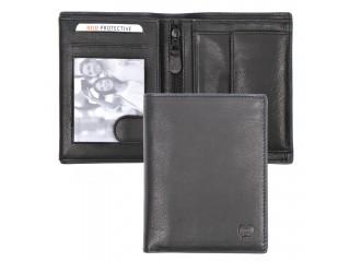 Unisex Geldbörse mit RV-Fach, RFID