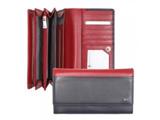 Damen Geldbörse, breit, RFID