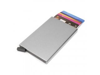 Kreditkartenetui Metall